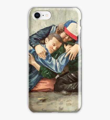 Eleven's Boys iPhone Case/Skin