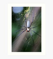golden orb Art Print