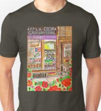 La Cocora NYC Bodega Portrait Series T-Shirt