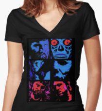Carpenter Women's Fitted V-Neck T-Shirt