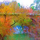 mylor bridge by Christopher Birtwistle-Smith