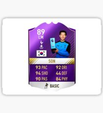 Heung-Min Son Fifa 17 Sticker