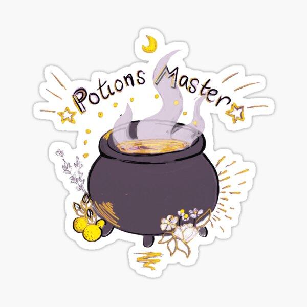 Potions Master Sticker