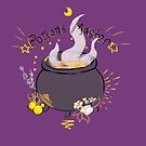 Potions Master by Sophersgreen