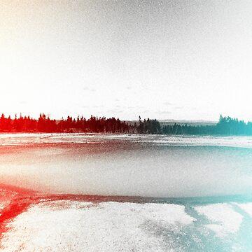 Digital Landscape #10 by MisterKeet