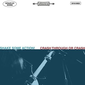 Crash Through or Crash cover art by shakesomeaction