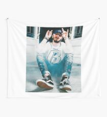 Post Malone Wall Tapestry