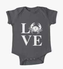Love Crabs One Piece - Short Sleeve