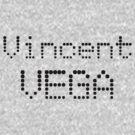 Vincent Vega by Lisa Defazio
