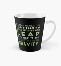 Defy Gravity Tall Mug