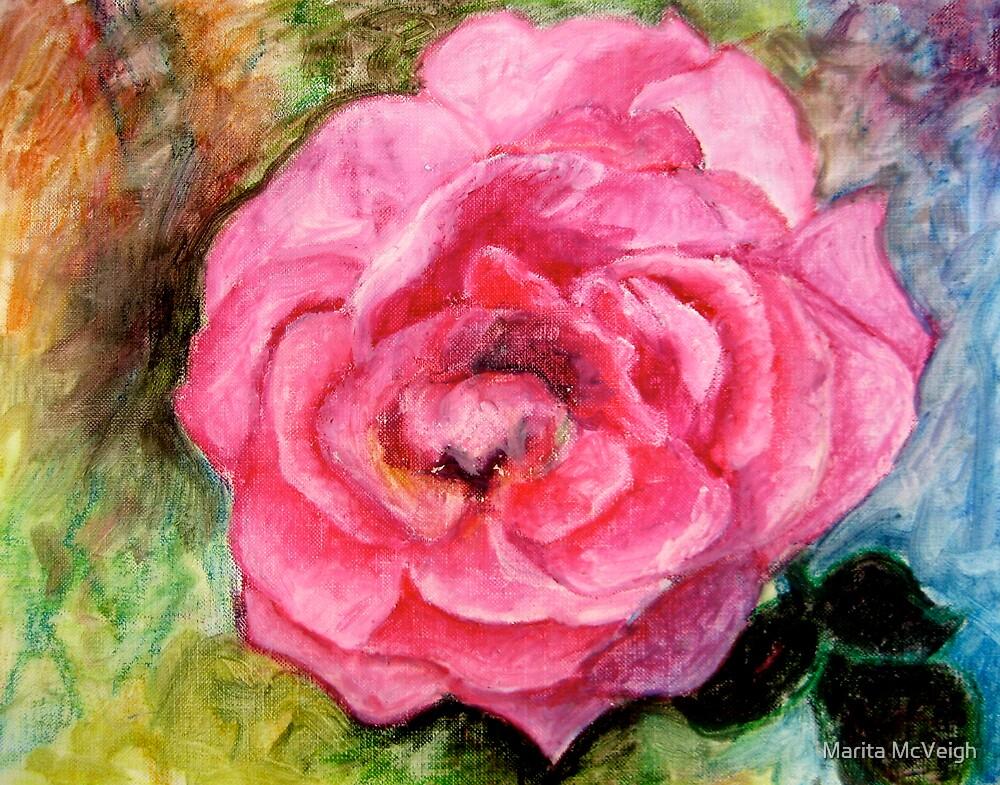 Ree's Rose 2 by Marita McVeigh