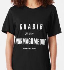 Khabib Nurmagomedov Slim Fit T-Shirt