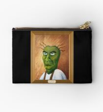 Ed Bighead, The Handsomest Man in O-Town Studio Pouch