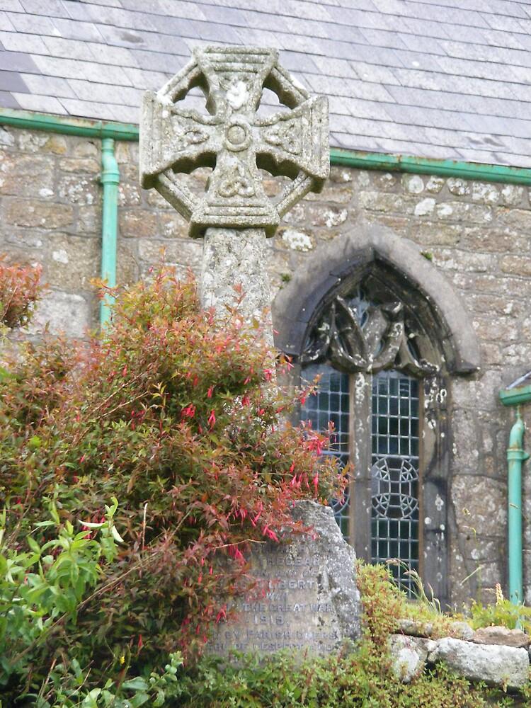 celtic cross by Amanda320
