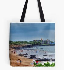 Beach day... Tote Bag