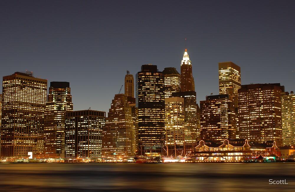 New York - New York by ScottL