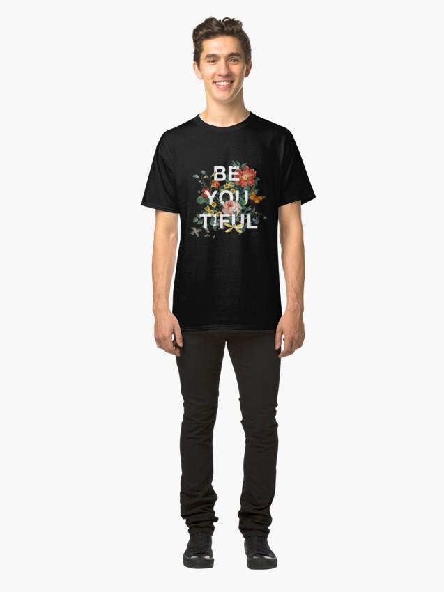 Alternative Ansicht von Sei Du Tiful Classic T-Shirt