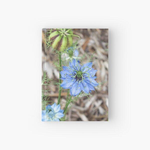 Blue beauties  Hardcover Journal