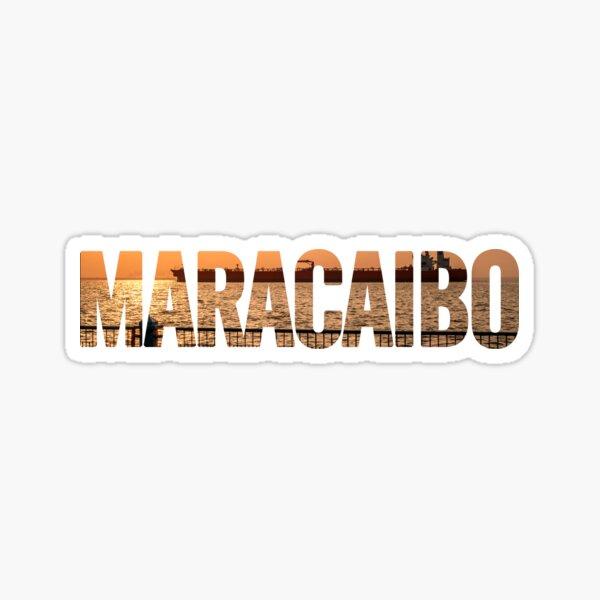 Maracaibo Venezuela Pegatina
