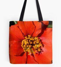 Flower macro Tote Bag
