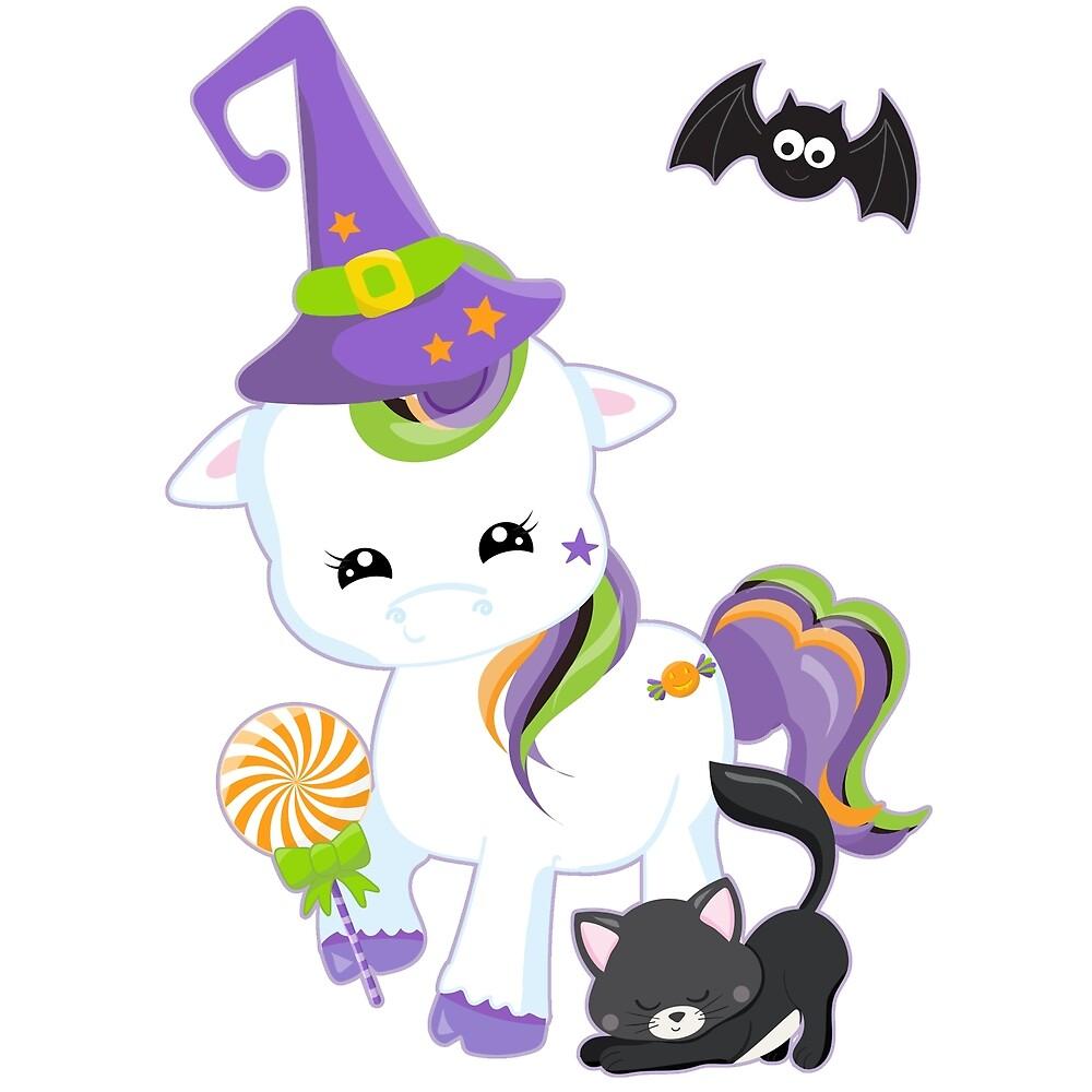 Halloween Cutie by PhoenixFirestar