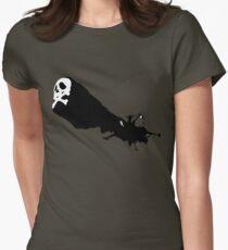 Captain Harlock's Arcadia (l'Atlantis d'Albator 84) Women's Fitted T-Shirt