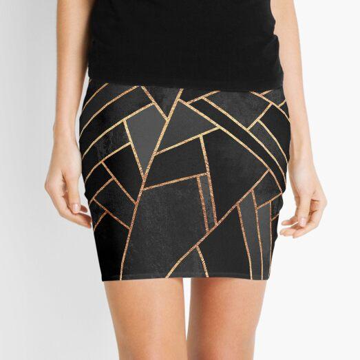 Black Night Mini Skirt