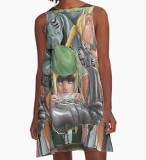 We Can Do It! A-Line Dress