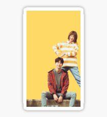 Weightlifting Fairy_Joon Hyung & Bok Joo Sticker