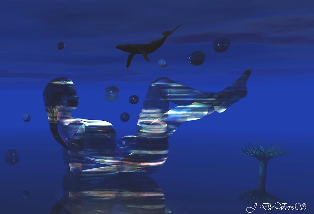 BLUE MOODS by JDeVereS