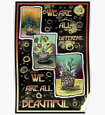 We Are All Blooming Poster