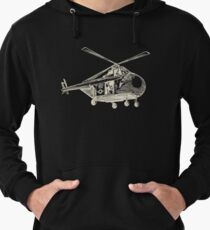 Helicopter Lightweight Hoodie