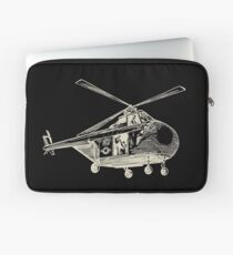 Helicopter Laptop Sleeve