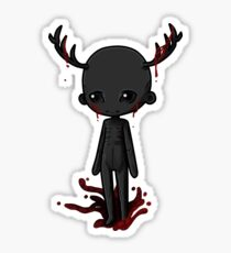 Bloody Wendigo (Hannibal) Sticker