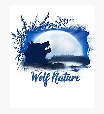 Wolf Nature Image Photographic Print