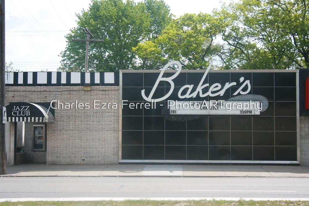 Bakers Keyboard Lounge by Charles Ezra Ferrell - PhotoARTgraphy