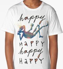 Happy Lil Dude Long T-Shirt
