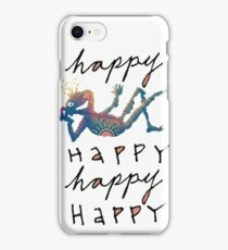 Happy Lil Dude iPhone Case/Skin