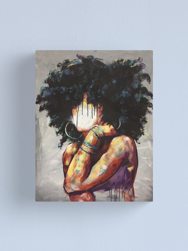 Alternate view of Naturally II Canvas Print