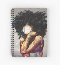 Naturally II Spiral Notebook