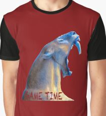 Hear Me Roar - Game Time Graphic T-Shirt