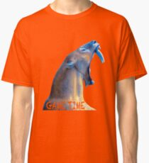 Hear Me Roar - Game Time Classic T-Shirt