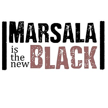 Beautiful Cushions/Marsala is the new Black by ozcushions