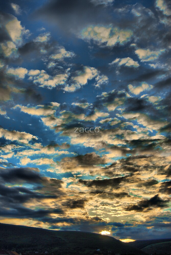 sunrise baglan mynydd by zacco