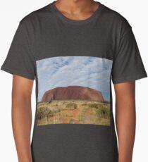 Beautiful Uluru, Australia just before sunset. Long T-Shirt