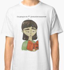Maxine's Procrastination Classic T-Shirt