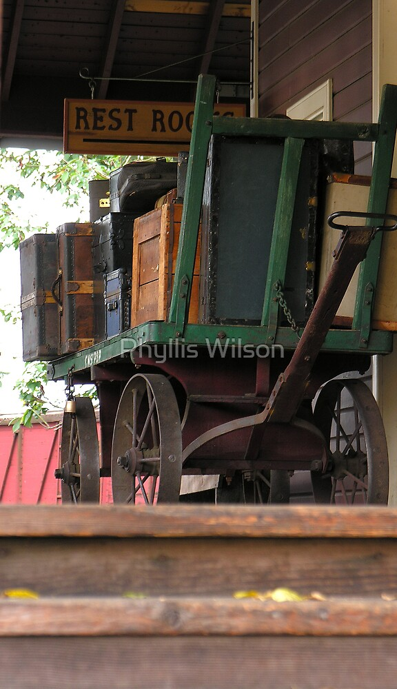 All Aboard by Phyllis Wilson