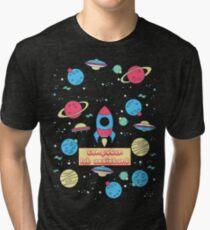 COMPUTER LAB ASSISTANT Tri-blend T-Shirt