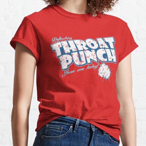 Throat Punch Classic T-Shirt