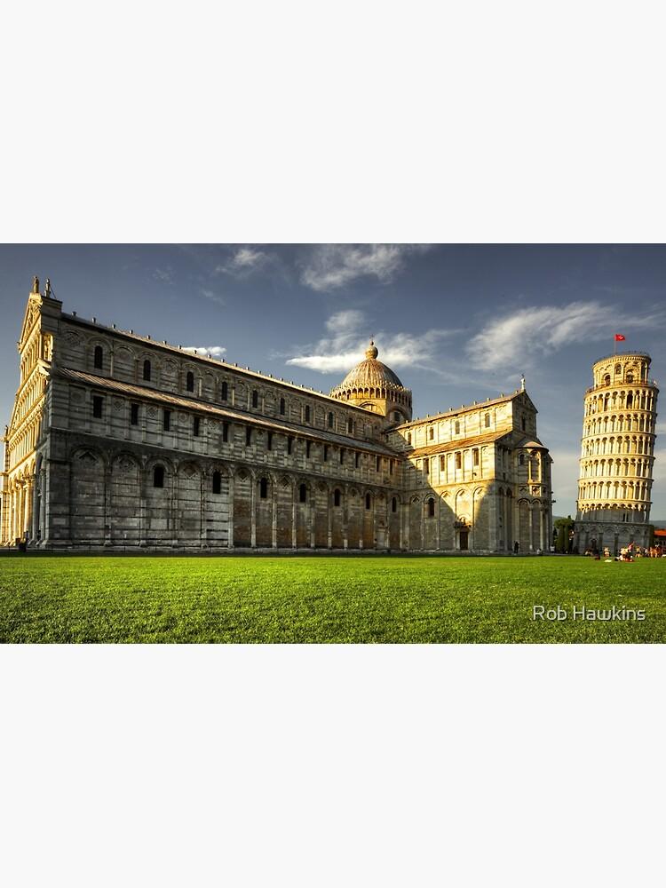 Der Schiefe Turm von Pisa von hawkie